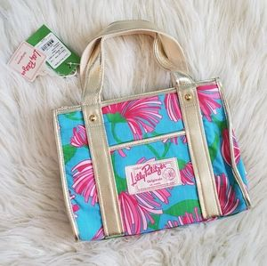 NWT Lilly Pulitzer Mini Tote